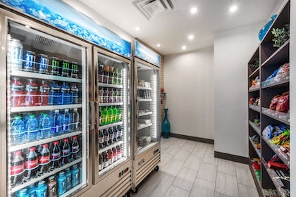 Snack Bar | Holiday Inn Express & Suites St. Louis - Chesterfield