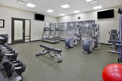 Fitness Facility   Best Western Plus Cranberry-Pittsburgh North