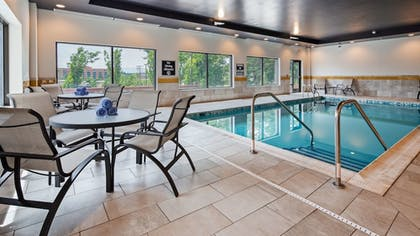 Pool   Best Western Plus Cranberry-Pittsburgh North