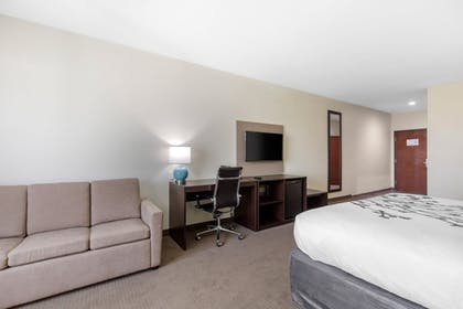 Guestroom | Sleep Inn & Suites Galveston Island