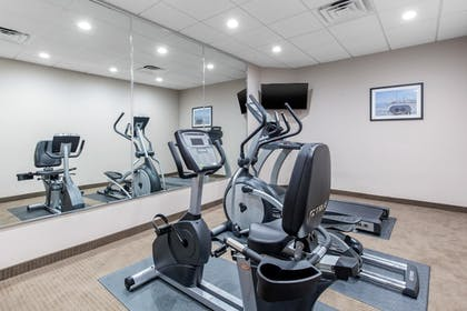 Fitness Facility | Sleep Inn & Suites Galveston Island