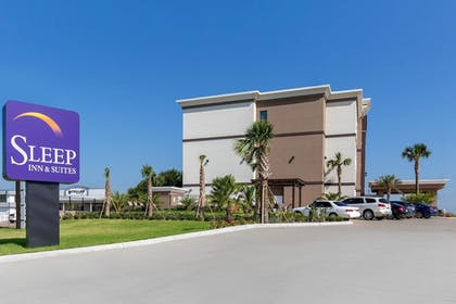 Exterior | Sleep Inn & Suites Galveston Island