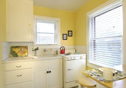 In-Room Kitchen | Palm Cottages