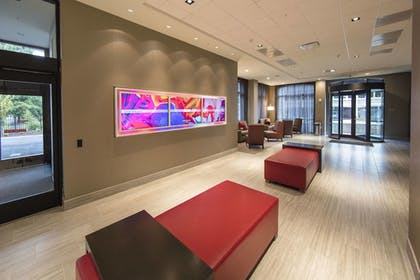 Lobby Sitting Area | SpringHill Suites by Marriott Athens Downtown/University Area