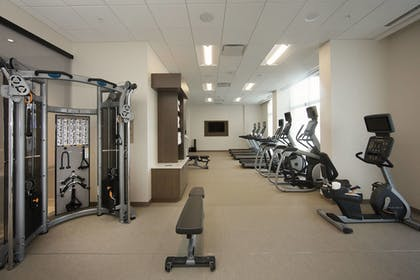 Sports Facility | SpringHill Suites by Marriott Athens Downtown/University Area