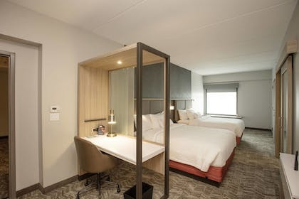 Guestroom | SpringHill Suites by Marriott Athens Downtown/University Area