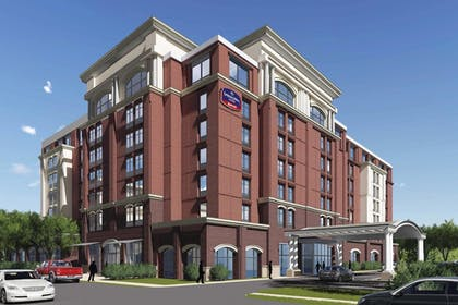 Exterior | SpringHill Suites by Marriott Athens Downtown/University Area