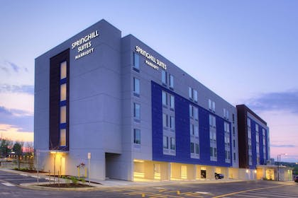 Exterior | SpringHill Suites by Marriott Newark Downtown