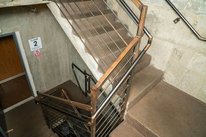 Staircase | Roy Street Commons