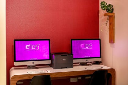 Business Center | Aloft Alpharetta
