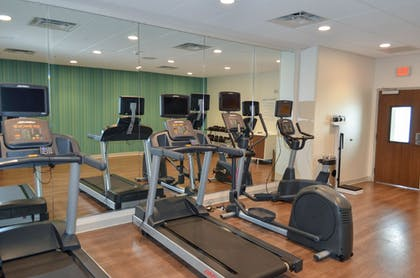 Fitness Facility | Holiday Inn Express & Suites Raleigh Airport - Brier Creek