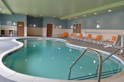 Pool | Holiday Inn Express & Suites Raleigh Airport - Brier Creek