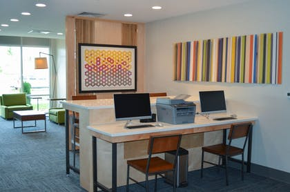 Business Center | Holiday Inn Express & Suites Raleigh Airport - Brier Creek