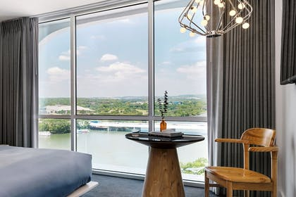 Guestroom View | The LINE Austin