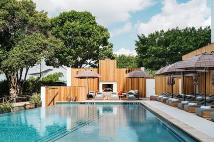 Outdoor Pool | The LINE Austin