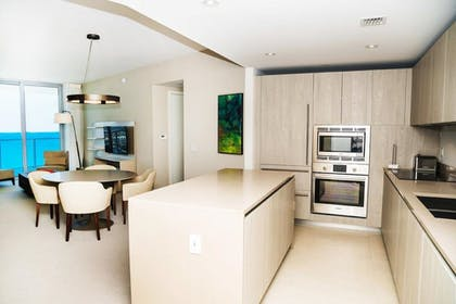 In-Room Kitchen | Hide Beach Residences By Suite Vacays