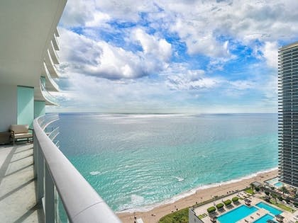 Balcony View | Hide Beach Residences By Suite Vacays