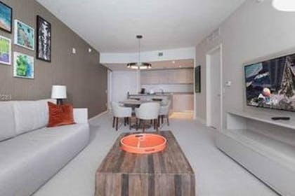 Living Area | Hide Beach Residences By Suite Vacays