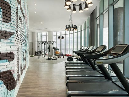 Fitness Facility | Hide Beach Residences By Suite Vacays