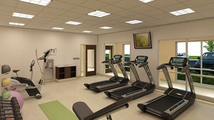 Fitness Facility | Holiday Inn Express & Suites Oklahoma City Airport