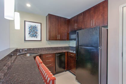 In-Room Kitchen | Residence Inn by Marriott Seattle Sea-Tac Airport