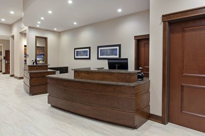 Reception | Residence Inn by Marriott Seattle Sea-Tac Airport