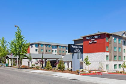 Hotel Front | Residence Inn by Marriott Seattle Sea-Tac Airport