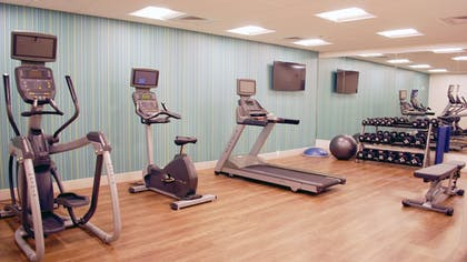 Fitness Facility   Holiday Inn Express and Suites White Hall