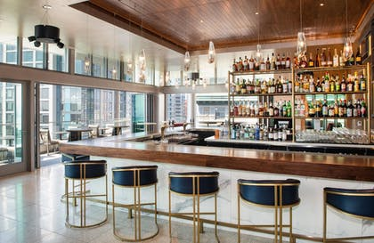 Hotel Bar |  The Charter Hotel Seattle, Curio Collection by Hilton