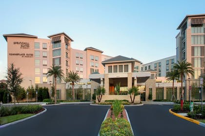 Exterior | SpringHill Suites by Marriott Orlando Theme Parks/Lake Buena Vista