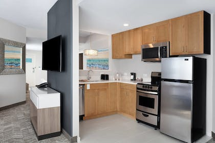 In-Room Kitchen   SpringHill Suites by Marriott Orlando Theme Parks/Lake Buena Vista