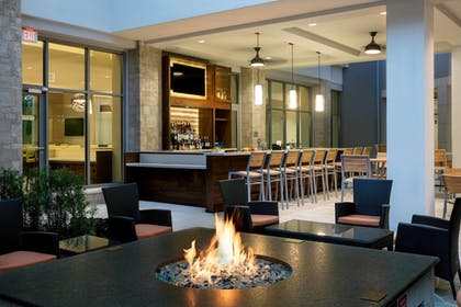 Hotel Lounge | SpringHill Suites by Marriott Orlando Theme Parks/Lake Buena Vista