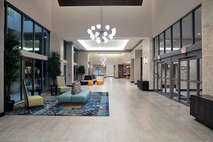 Lobby | SpringHill Suites by Marriott Orlando Theme Parks/Lake Buena Vista