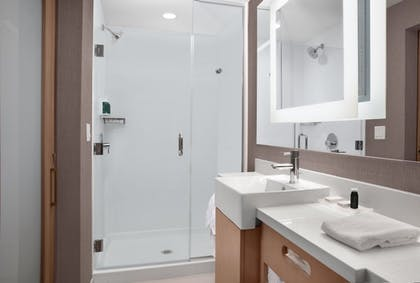 Bathroom | SpringHill Suites by Marriott Orlando Theme Parks/Lake Buena Vista