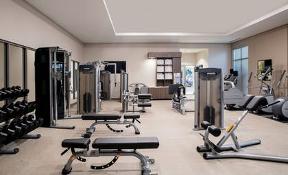 Fitness Facility | SpringHill Suites by Marriott Orlando Theme Parks/Lake Buena Vista