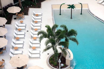 Outdoor Pool   SpringHill Suites by Marriott Orlando Theme Parks/Lake Buena Vista