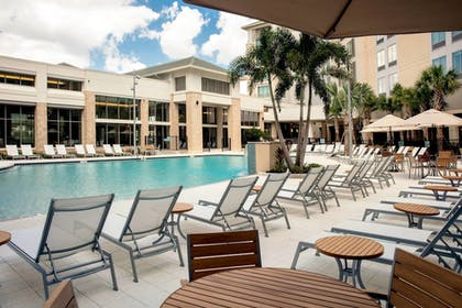 Outdoor Pool | SpringHill Suites by Marriott Orlando Theme Parks/Lake Buena Vista