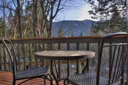 Guestroom View | Ridge View Retreat - Three Bedroom Cabin with Hot Tub