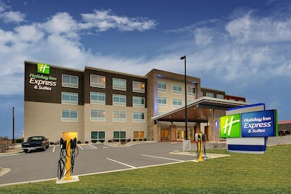 Exterior | Holiday Inn Express & Suites Mt Sterling North