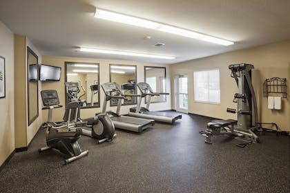 Fitness Facility | Candlewood Suites Valdosta Mall