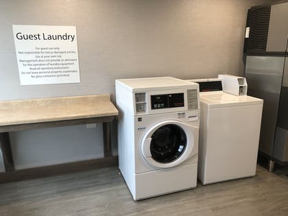 Laundry Room | Holiday Inn & Suites Memphis Southeast-Germantown