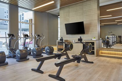 Fitness Facility | SpringHill Suites by Marriott Nashville Downtown/Convention Center