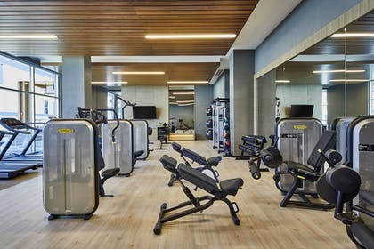 Sports Facility | SpringHill Suites by Marriott Nashville Downtown/Convention Center