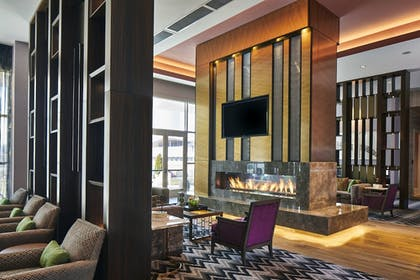 Interior | SpringHill Suites by Marriott Nashville Downtown/Convention Center