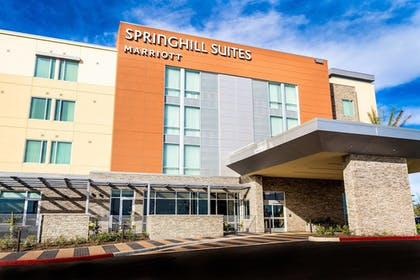 Exterior | SpringHill Suites by Marriott Ontario Airport/Rancho Cucamonga