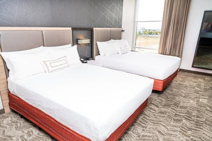 Guestroom | SpringHill Suites by Marriott Ontario Airport/Rancho Cucamonga