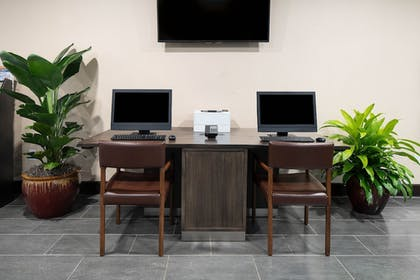 Business Center | Four Points by Sheraton Oklahoma City Airport