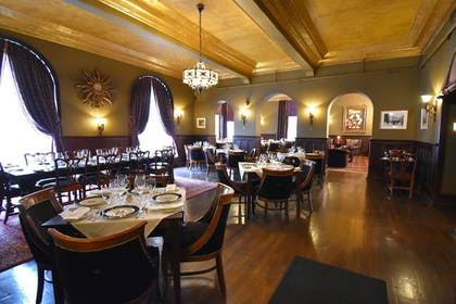 Restaurant | The Detroit Club-Hotel