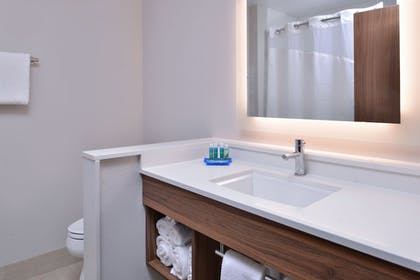Bathroom | Holiday Inn Express & Suites Marshalltown