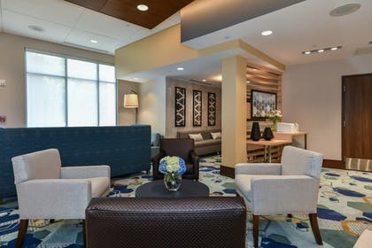 Interior | Holiday Inn Express & Suites Charlotte - Ballantyne